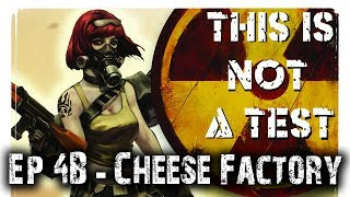 Video Cheese Factory (Battle Report) - This is Not a Test Narrative Campaign Ep 4b download MP3, 3GP, MP4, WEBM, AVI, FLV Oktober 2017