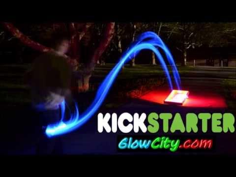 Led Bean Bags And Light Up Kickstarter Project