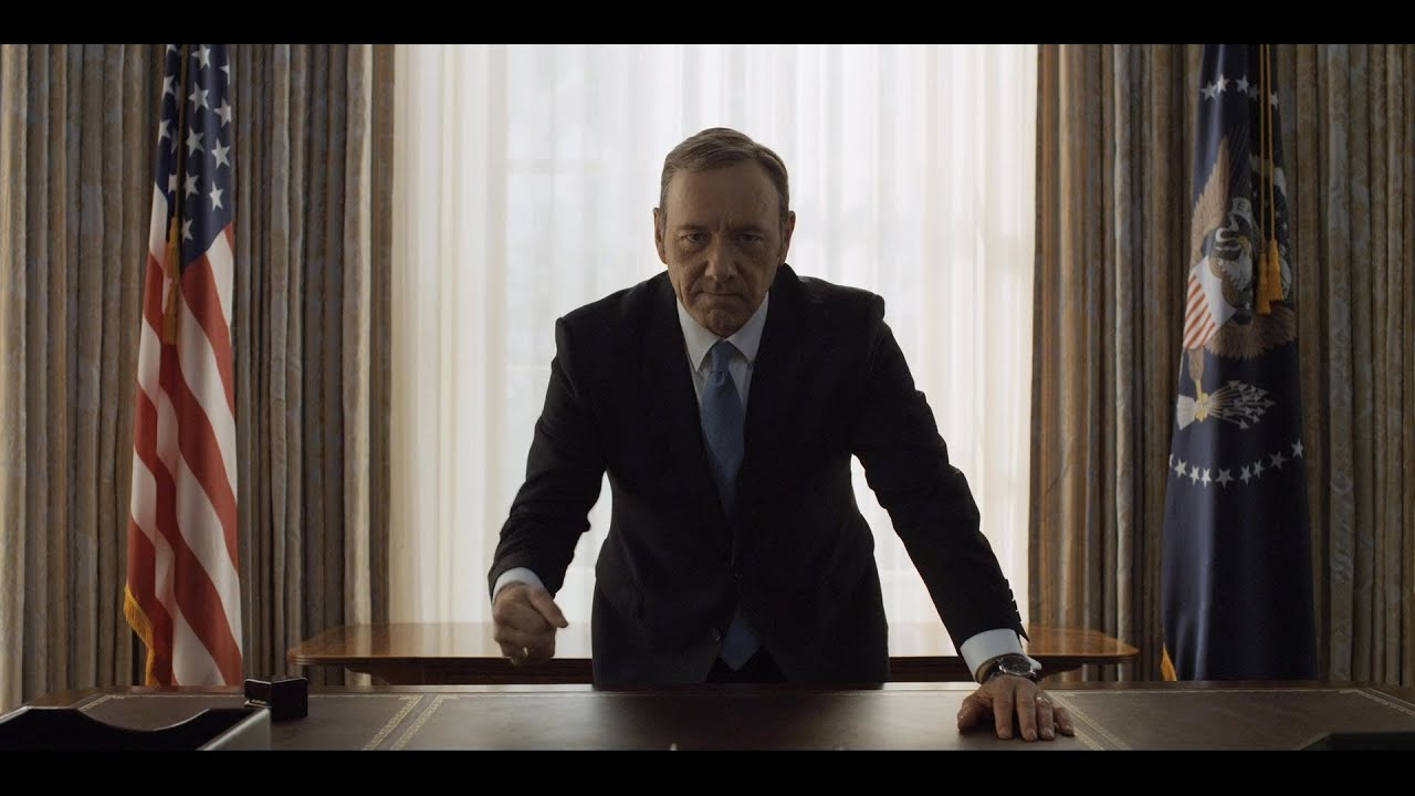 House of Cards Season 2 Epic Ending - Frank Underwood, the one who ...