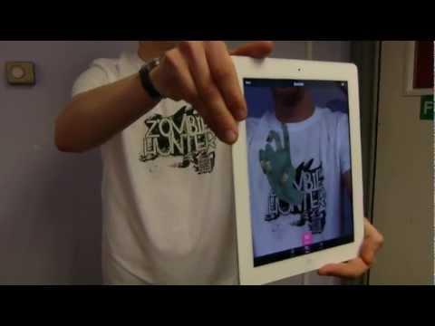 Augmented Reality T-Shirts at Shirtworks