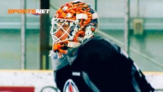 Sportsnet Central (Cam Talbot) September 19, 2015
