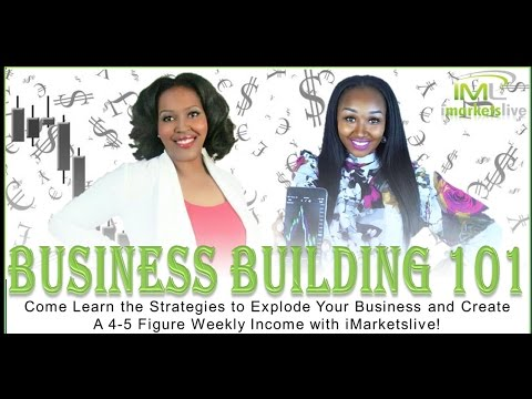 IML Business Building 101 with Camille Westmoreland and Marquita Marie Thomas - YouTube