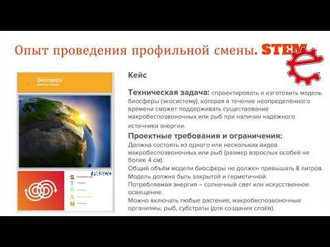 Готовность педагога к реализации STEAM-проектов. Оксана Петрова