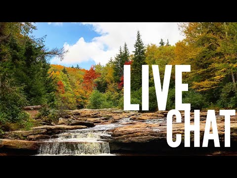 🔴LIVE Backpacking, hiking and camping talk: Dolly Sods post-hike discussion