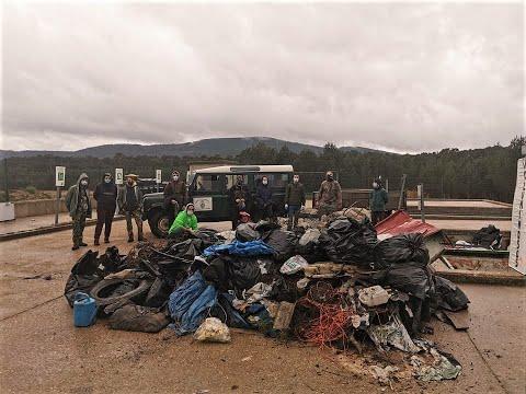 Un ejemplo desde Duruelo para acometer la limpieza y evitar la suciedad de los ríos