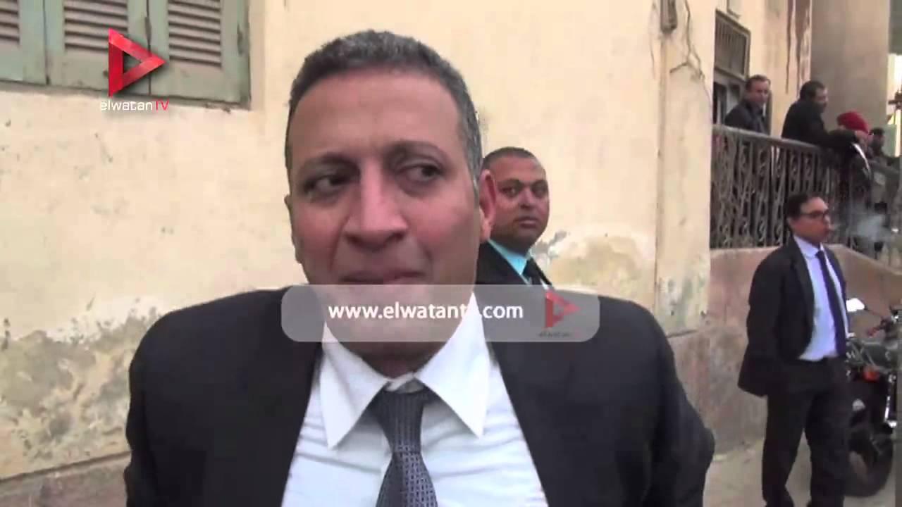 الوطن المصرية: حمدي الفخراني بعد إخلاء سبيله :