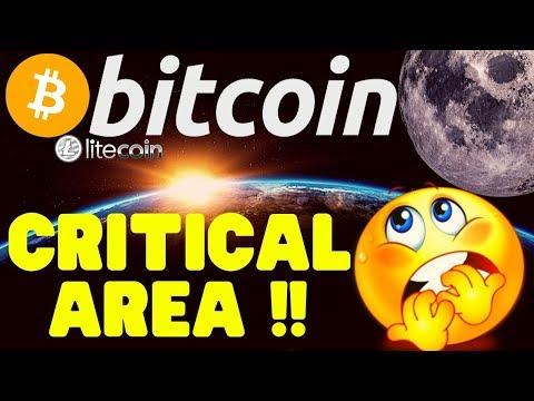 🔥 BITCOIN IS IN A CRITICAL AREA!! 🔥bitcoin Litecoin Price Prediction, Analysis, News, Trading