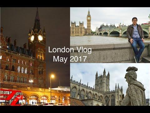 London Vlog May 2017