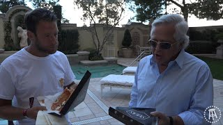 Barstool Pizza Review - Snacks Pizza At The Bellagio With Special Guest Robert Kraft