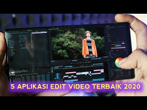 5 Aplikasi Edit Video Terbaik Dan Keren 2020🔥Best Mobile Editing Videos 2020