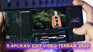 Download lagu 5 Aplikasi Edit Video Terbaik Dan Keren 2020🔥Best Mobile Editing Videos 2020