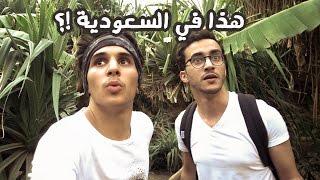 #عمر_يجرب الجنوب - هذا في السعودية!؟ 🌄 !?THIS IS SAUDI