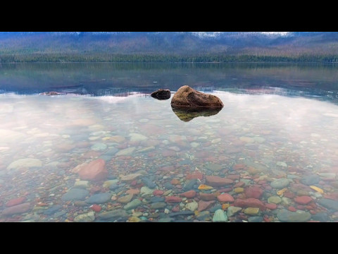 Lake McDonald at Glacier National Park - Montana - Mini Vlog