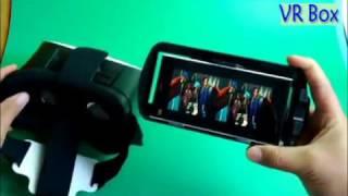 VR BOX Очки 3D виртуальной реальности.Обзор