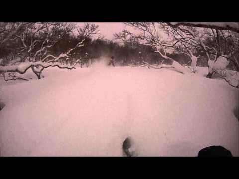 Ski Resort in Niseko Hokkaido Japan