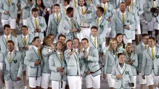 5 Best Uniforms at 2016 Rio Olympics Opening Ceremony