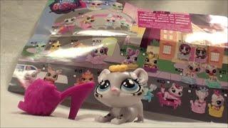 LPS BLIND BAG OPENING adorable pet inside!