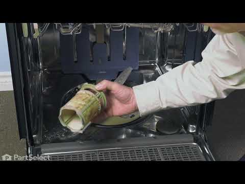 Whirlpool Dishwasher Repair - How to Replace the Filter