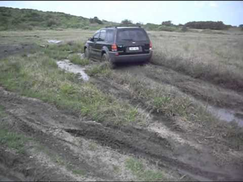 Ford  Escape Off Road
