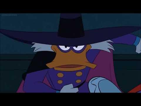 Darkwing Duck in the Ducktales Reboot