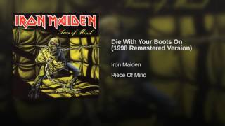 Die With Your Boots On (1998 Remastered Version)