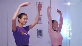 Уроки Балета Киев Индивидуальные занятия Персональная тренировка  AURA BALLET STUDIO