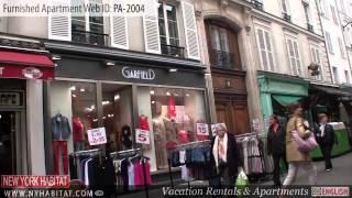 Video Tour Of A 1-bedroom Furnished Apartment Place De Wagram, Paris (17th Arrondissement)