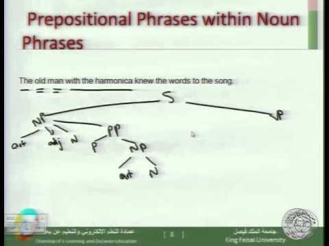 syntax & morphology 7