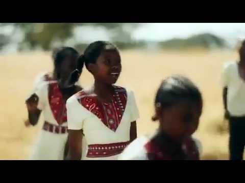 I love you Africa Coca cola ad TV