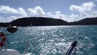 Catamaran Pitchpole saved