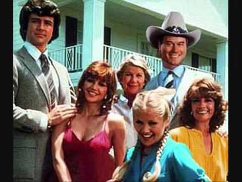 Dallas tv series with theme song