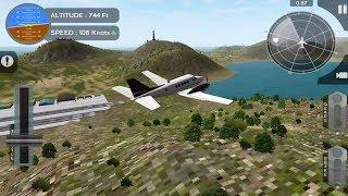 Avion Flight Simulator Beechcraft King Air Android Game