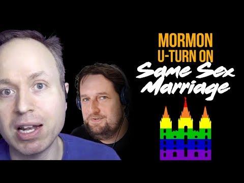 Mormon U-Turn On Same-Sex Marriage (feat. Jonathan Streeter)