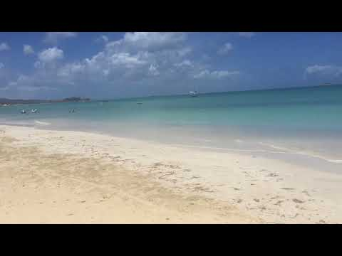 Dickenson Bay Beach, Antigua Royal Caribbean Adventure of the Seas April 2018