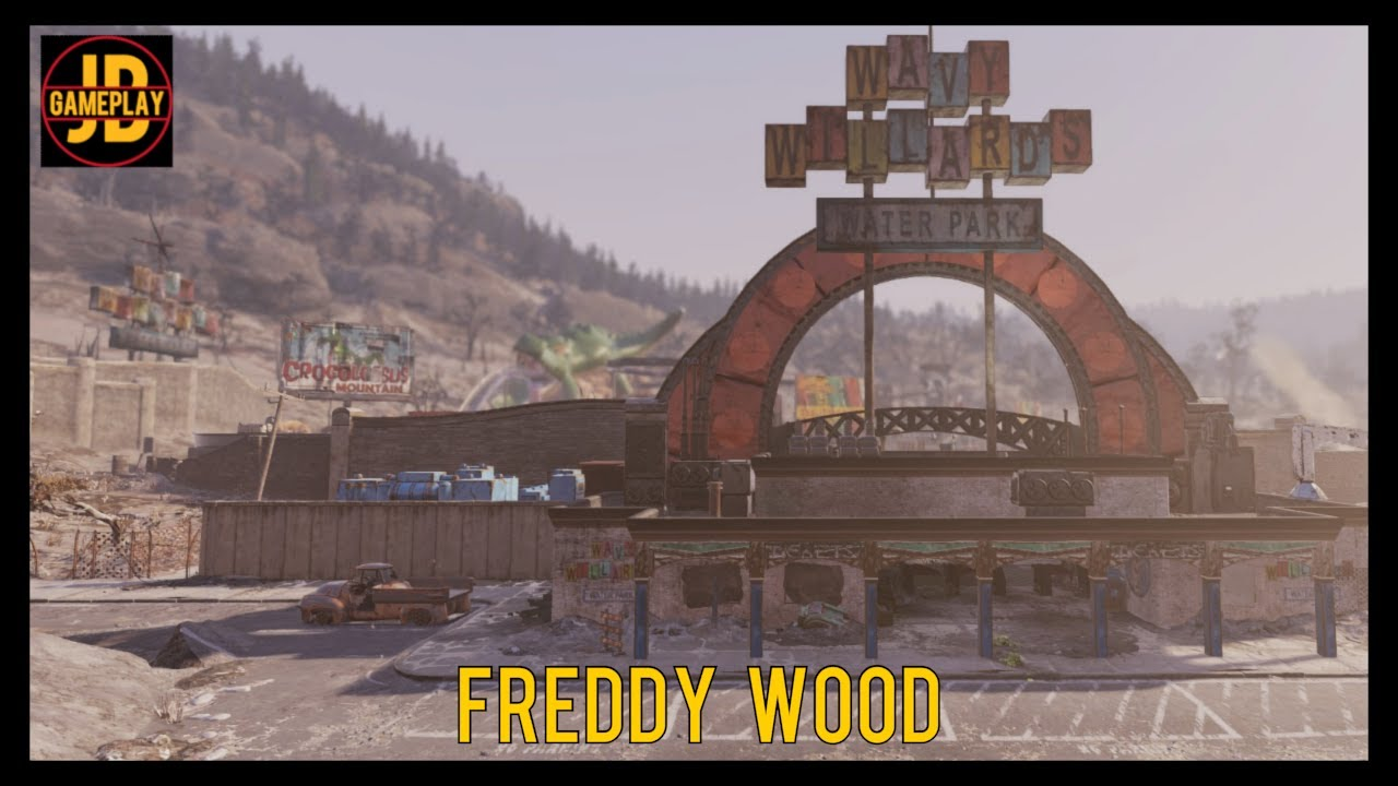 Fallout 76 Wastelanders - 1440p - Part 15 - Freddy Wood