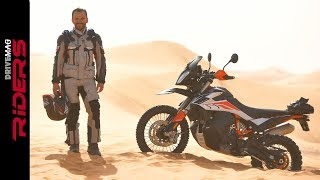 KTM 790 Adventure/R - Exclusive Review