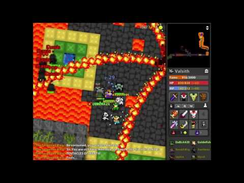 ROTMG | SKETCH SHATTERS!! | X-WALKING? | PATCH PLEASE??