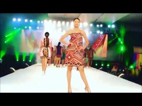 MISS MEXICO Kristal Silva   DAVAO Fashion Show   65th MISS UNIVERSE (2016-2017)