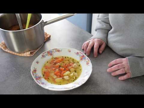 une-soupe-repas-à-la-dinde