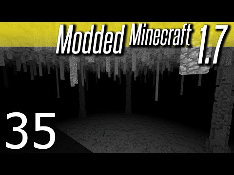 Modded Minecraft 1.7 - ep. 35 - Deep Dark