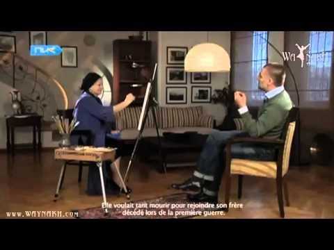 "Apti Bisoultanov - l'émission ""Portrait Caucasien"