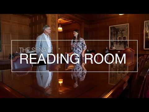 Visit Parliament: Tour The Senate Offices And The Reading Room