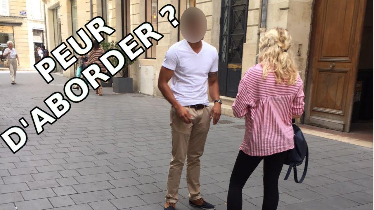Comment vaincre ta peur d'aborder une fille (caméra cachée)