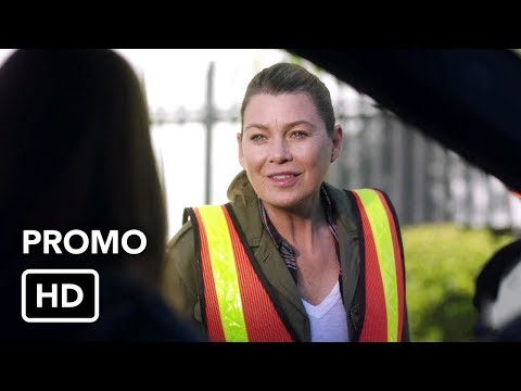 Meredith Goes From Scrubs to an Orange Vest in the Trailer For Grey's Anatomy Season 16