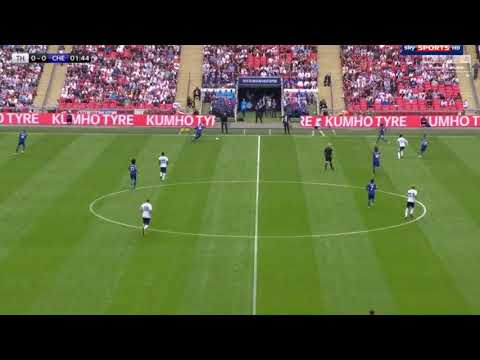Tottenham is becoming the new Arsenal - Tactical analysis of Tottenham - Chelsea