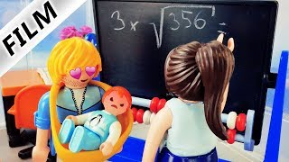 Playmobil Film deutsch EMMA CHILLIG - Grundschul-Lehrer sind ihre Eltern? | Kinderfilm Familie Vogel