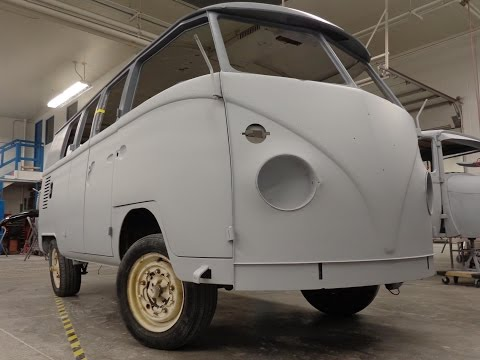 1966 VW Bus Restoration Slideshow
