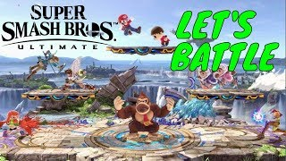 IT'S TIME TO PLAY THE ULTIMATE SMASH [] SUPER SMASH BROS ULTIMATE