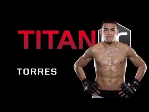 "Titan FC 40: Jose ""Shorty"" Torres - Personality"