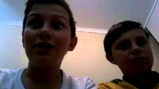 FIRST vid EVER dom and Zack.Z